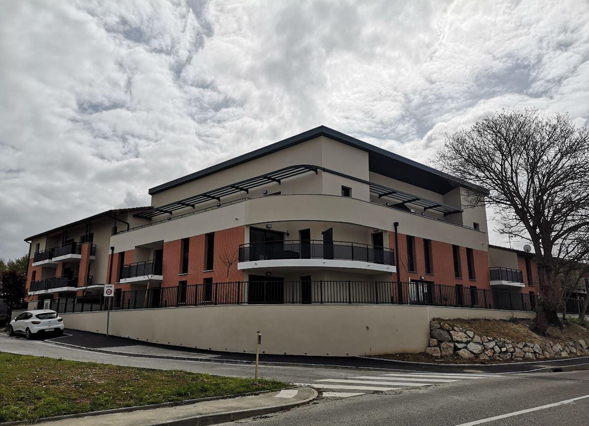 27 mars 2019 :  Livraison de la résidence
