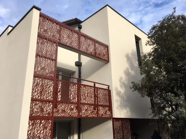 17 octobre 2018 :  Livraison de la résidence